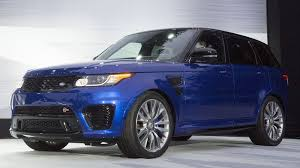 range rover sport blue 2015 land rover range rover sport svr review top speed