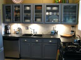 full size of kitchen glass cabinets frosted cabinet door