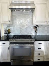 stick on tile backsplash marvelous kitchen backsplash white tile stick on for and black
