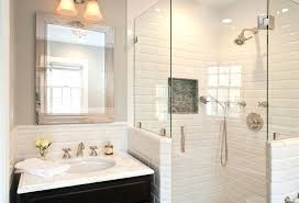 subway tile ideas for bathroom bathroom with subway tiles easywash club