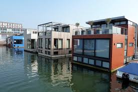 floating village plans unveiled for docklands luxisto