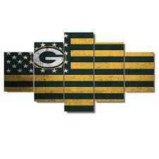 Packer Flags Packers Arts N Games