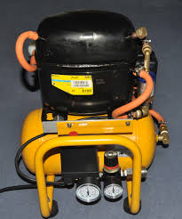 building a fridge compressor air compressor matt u0027s tech pages