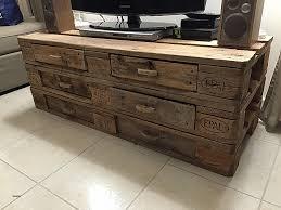 fabrication canapé en palette fabrication meuble avec palette bois conceptions de la maison