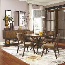 kateri round pedestal dining table