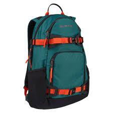 amazon com burton rider u0027s 2 0 25l backpack black heather