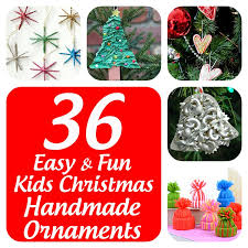 handmade ornaments 36 easy and kids christmas handmade ornaments tips from a