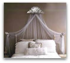 Wall Canopy For Bed Bed Crown Centered Above Your Bed Is