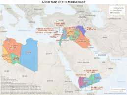 Map Of Middle East And Africa by The Middle East Since 9 11 Geopolitical Futures