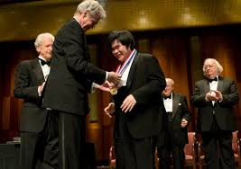 Nobuyuki Tsujii Blind The Cassandra Pages The 2009 Cliburn Piano Competition