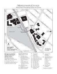 Montgomery Mall Map Montgomery College Map My Blog