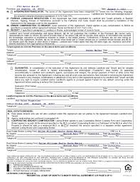 car rental agreement sample printable sample rent agreement form