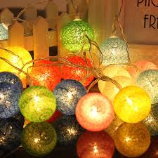 String Lights Balls by Compare Prices On Christmas Light Balls Online Shopping Buy Low