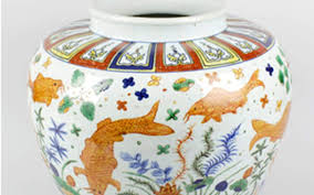 Ming Dynasty Vase Value Chinese Vase Sells For 450 Times Its Guide Price After Auction