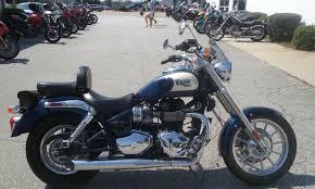 2007 triumph bonneville america motorcycles for sale
