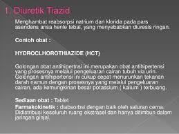 Obat Hct obat anti hipertensi