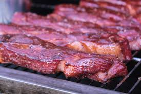Barbecue Country Style Pork Ribs - these smoked beef country style ribs are marinated then smoked to