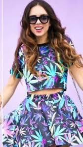 marijuana tshirt women maple leaf midriff t shirt crop top weed