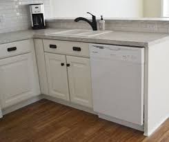 Kitchen With Only Lower Cabinets Kitchen Base Cabinet Ideas Lower Cabinets Reduced Depth