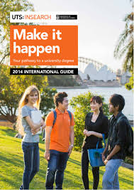 uts insearch 2014 international guide
