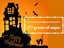 Halloween Birthday Invitations Free by Candy Bars
