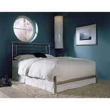 Modern Metal Bed Frame California King Metal Bed Frame Black U2014 Buylivebetter King Bed