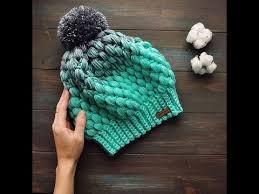 modelos modernos para gorras tejidas con los 25 gorros tejidos a crochet mas hermosos 2017 2018 youtube