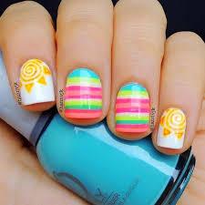 best 10 crazy summer nails ideas on pinterest pastel blue nails