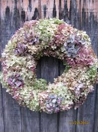 dried hydrangeas dried hydrangea wreath by rebeccawattsdesigns on etsy 45 00