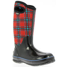 womens boots canada sale winter plaid high s insulated boots 71536