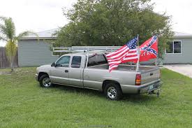 Confederate Flag Decals Truck Rebel Flag For Truck Bed Truck Pictures