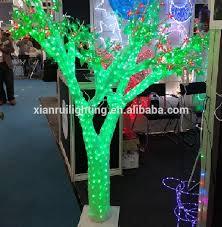 24v 110v 220v outdoor attractive lighted acrylic trees led