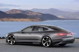 audi a7 models audi a7 and a8 to lead brand s design and tech revolution autocar