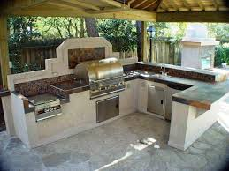 Weatherproof Outdoor Kitchen Cabinets - diy outdoor kitchen plans rta kitchen cabinets all wood drop in