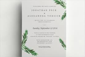 Wedding Template Invitation 20 Wedding Invitation Templates U0026 Ideas Free U0026 Premium Templates