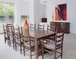 gathering table french oak u0027light oak u0027 french polish finish