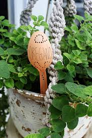 garden markers plastic spoon garden markers crafts by amanda