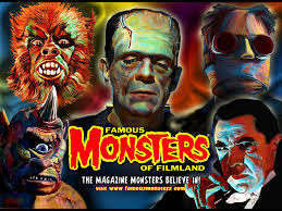 Scary Monsters For Halloween Join Me Monday 11 3 10 9c For A Fakeoff Twitter Party Famous