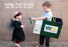 Truck Halloween Costume Family Halloween Costumes Waste Management Snap Happy Mom