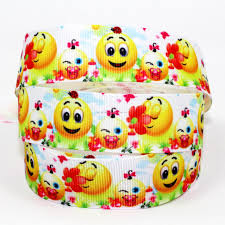 online buy wholesale emoji ribbon from china emoji ribbon