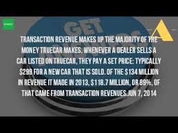 truecar new car price how does true car make money