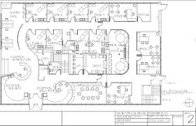 office floor plan layout interior design