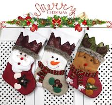 popular christmas stocking crafts buy cheap christmas stocking