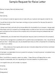 asking for a raise letter amitdhull co