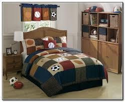 Sports Toddler Bedding Sets Toddler Bedding Sets For Boys Sports Home Design Ideas
