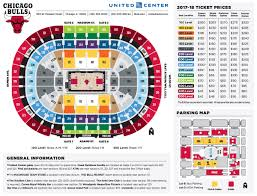 Seat Map United Center Seat Map My Blog