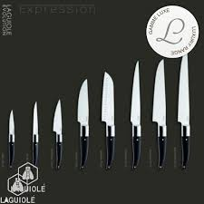 Laguiole Kitchen Knives Laguiole Luxury Expression Carving Knife