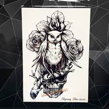 owl tattoos design compare prices on owl tattoo designs online shopping buy low