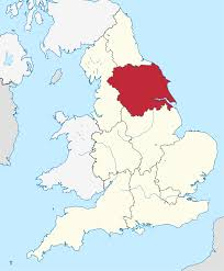 Map Of Thailand Cleveland File Yorkshire And The Humber In England Svg Wikimedia Commons