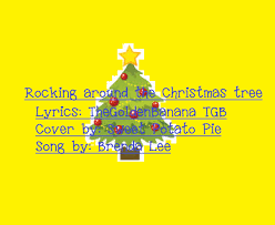brenda lee rockin u0027 around the christmas tree song lyrics cover by